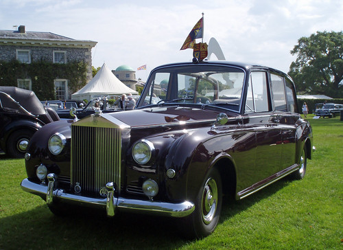1961 Rolls Royce Phantom V | by jane_sanders