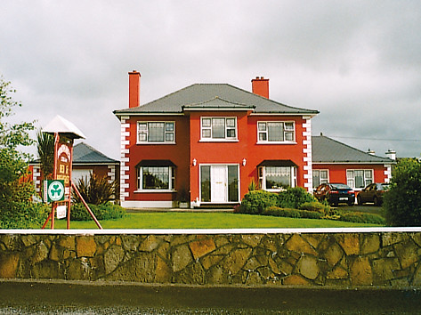 Lisdoonvarna Ireland Bed And Breakfast