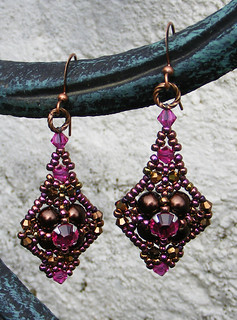 jubilee earrings 3 | by La Belle Helene - Gallery