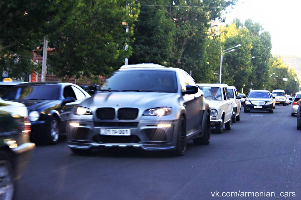 Bmw X6 Hamann Tycoon Evo M Armenia Yerevan Kamavor Fidain Flickr