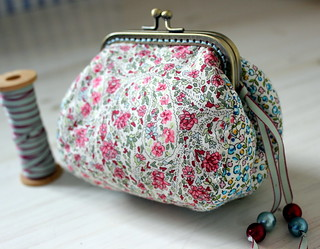 Liberty Frame Purse | by listen to the birds sing