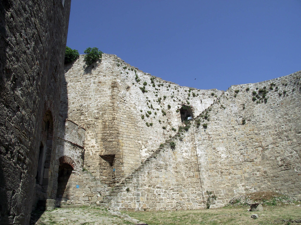 KILITBAHIR CASTLE / CANAKKALE - TURKEY  As the ...