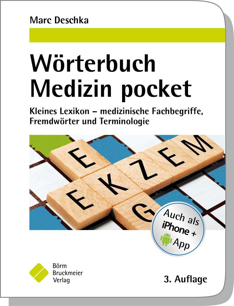 Wörterbuch Medizin Pocket Kleines Lexikon: medizinische Fa… | Flickr