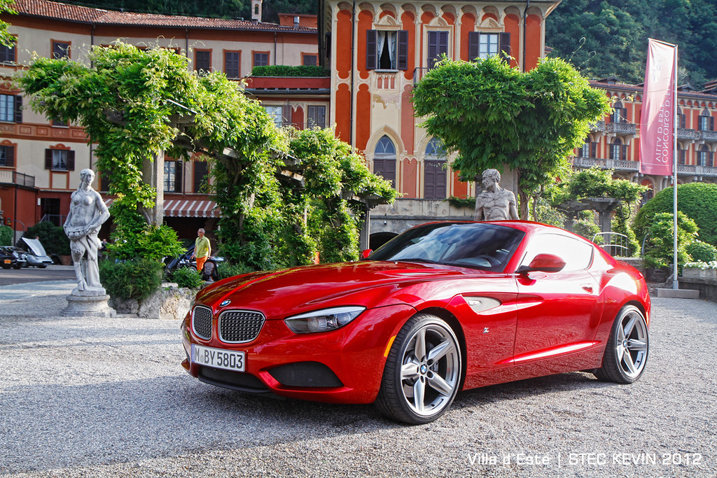 Bmw Z4 Zagato Coup 233 Complete Photo Coverage On Www Photos Flickr