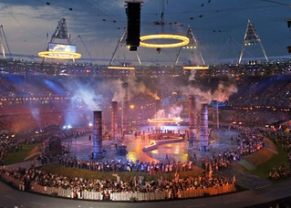 Olympic Opening Ceremony | by john atte kiln