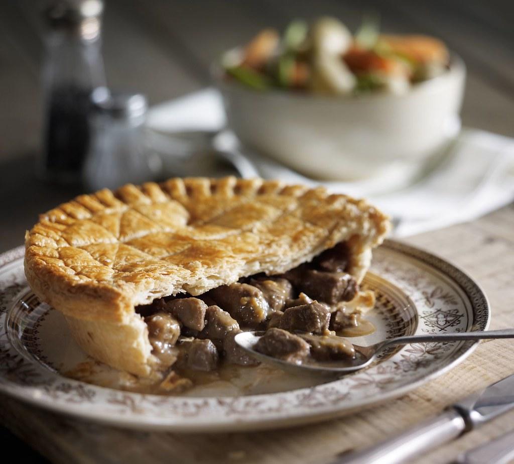 Morrisons Puff Pastry Steak Pie   Phoodstudios have best ...