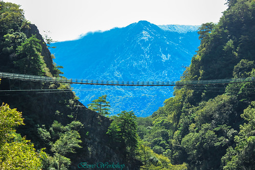 Aowanda Suspension Bridge | by BorisWorkshop