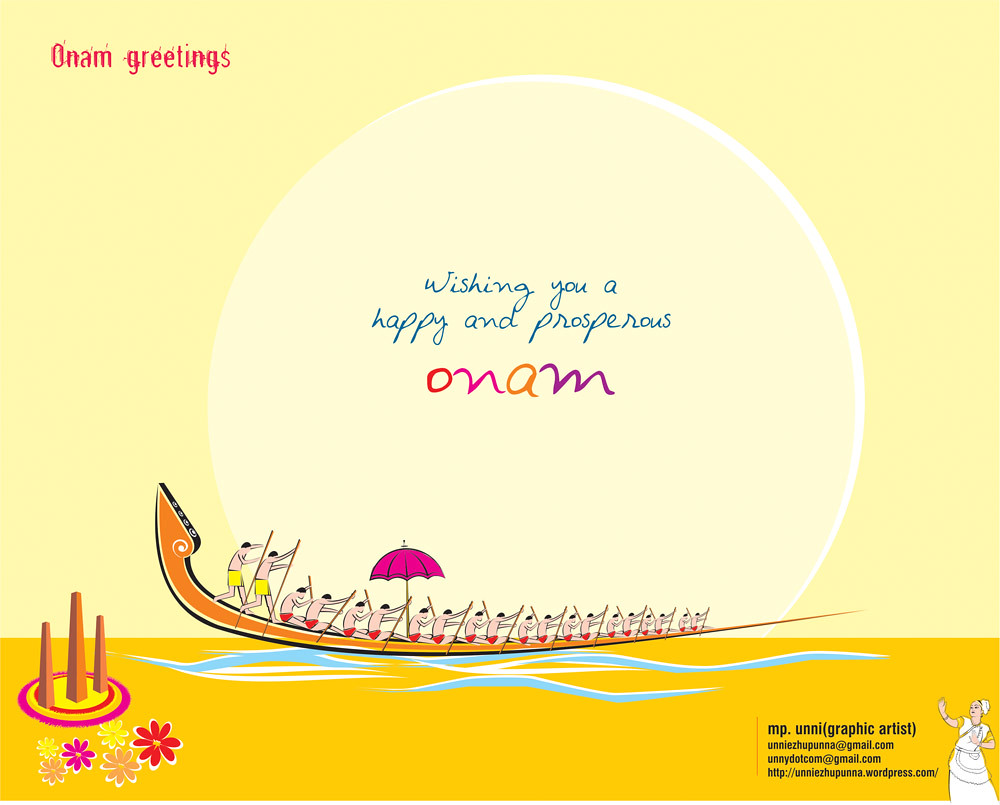 Onam greetings 1 unni unni mp flickr onam greetings 1 by unni mp kristyandbryce Image collections