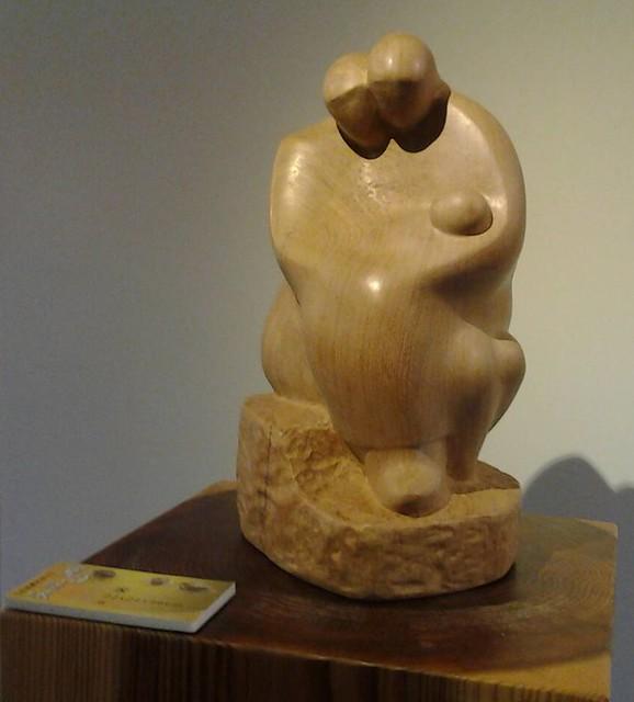 王秀杞雕塑展 (10)