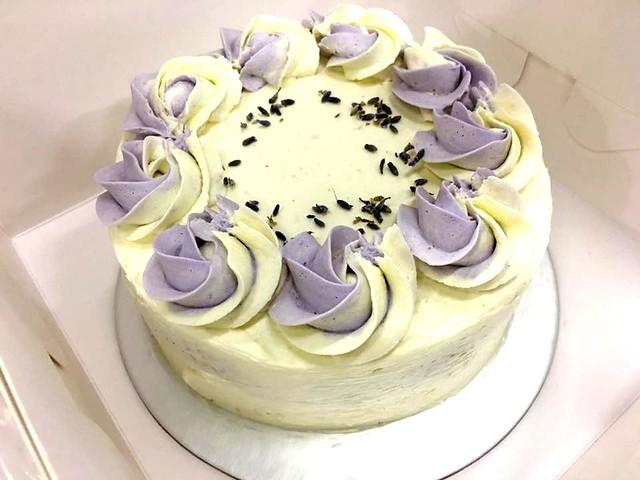 White Spatula Earl Grey lavender 1