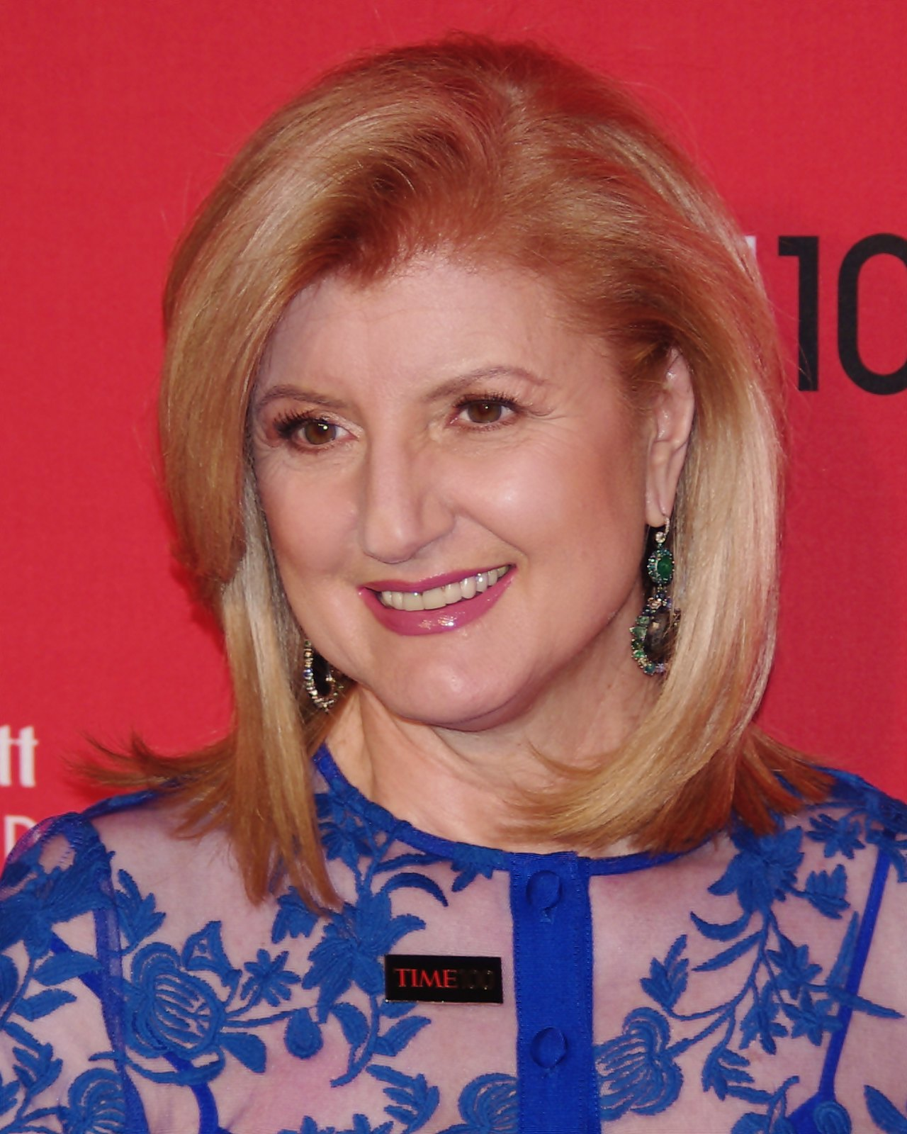 Arianna Huffington - Women's Day 2016