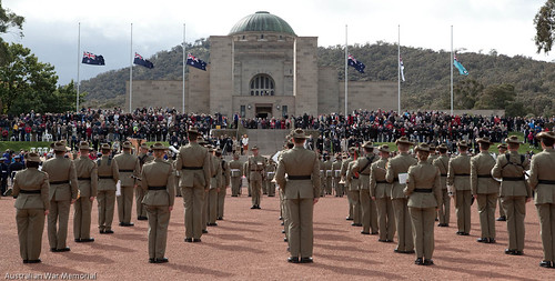 Anzac Day National Service at the Australian War Memorial | by Australian War Memorial