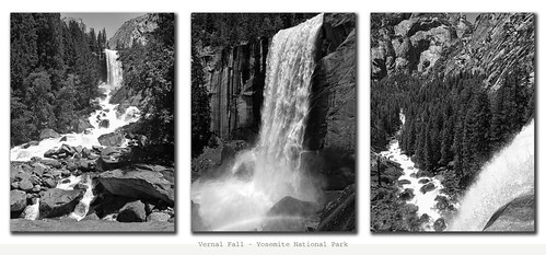 vernal fall triptych | by timtolok