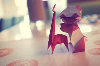 Origami Fun | by Marc Angeles