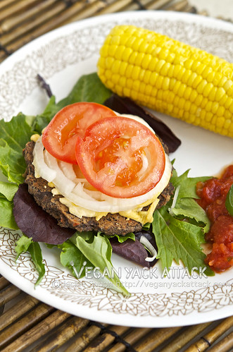 Black Bean Party Burgers | by Yack_Attack