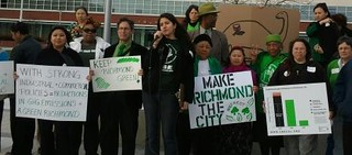 [Northern California (under Organizing)] | by communities for a better environment2012