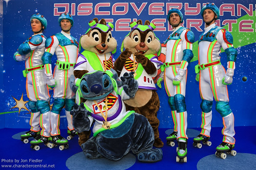 DLP April 2012 - Meeting the stars of Discoveryland Celebrates! | by PeterPanFan