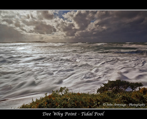 Dee Why Point - Tidal Pool 2012 | by John_Armytage