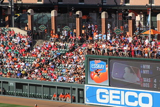 Right field at Camden Yards | by PhilliesNation