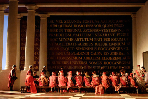 The cast of The Royal Opera in Simon Boccanegra © ROH/Johan Persson, 2010 | by Royal Opera House Covent Garden