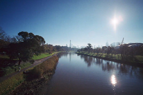 Melbourne haze | by AdrianMalec