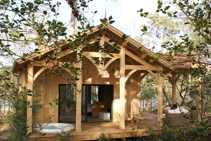 10773 location de vacances g te la cabane au bord du la flickr - La cabane au bord du lac ...