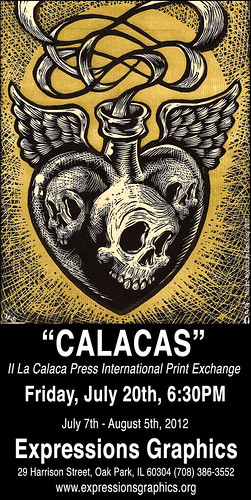 II Calacas at EG | by La Calaca Press