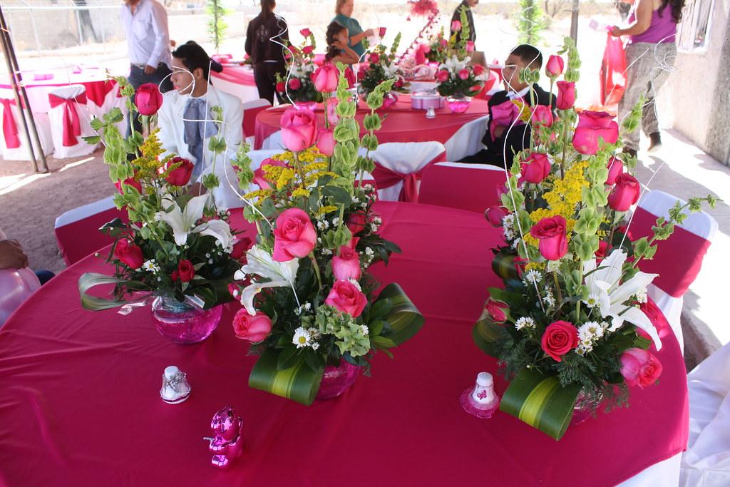 Flores De Xv Anos Fotoestudiosilvana Villa De Cos 458 931