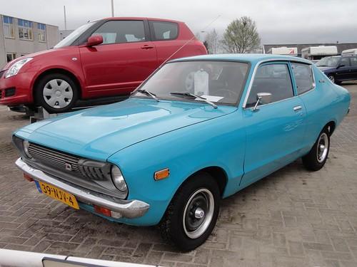 Datsun Sunny B210 120Y 8-6-1978 39-NJV-4 | import in NL 21 ...