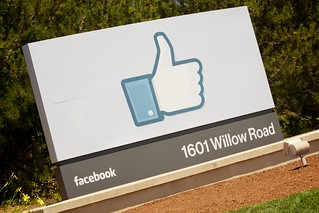 Facebook campus | by Marcin Wichary