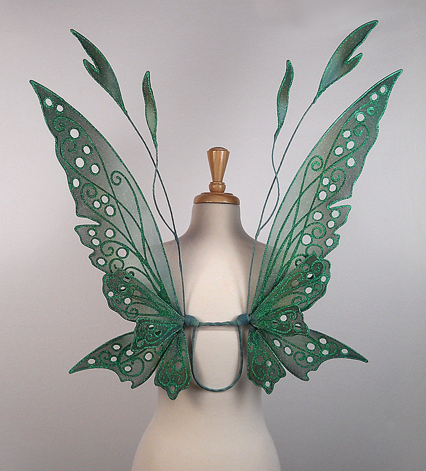 How To Make Pixie Wings