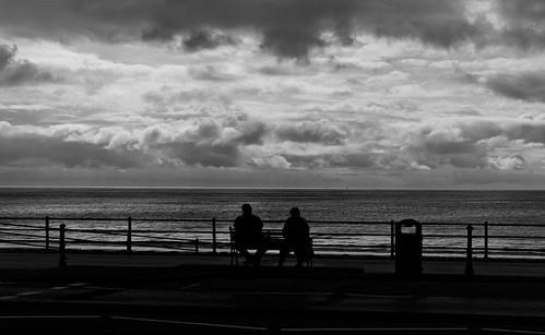 Conversation on the Promenade | by The_Kevster