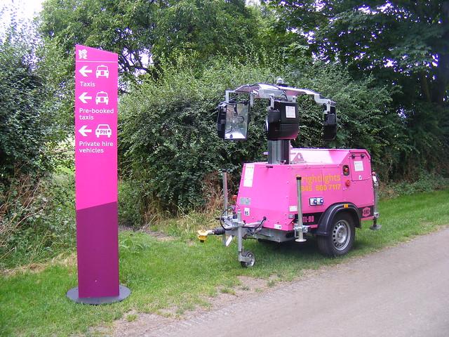 SMC Eco-Lighting Tower Powerlite Generators
