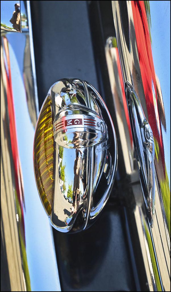 Gm Foglight 1951 Pontiac Chieftan 2012 Kirkland Car