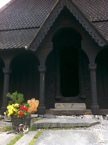 Hopperstad Stave Church | by Nick Sherman
