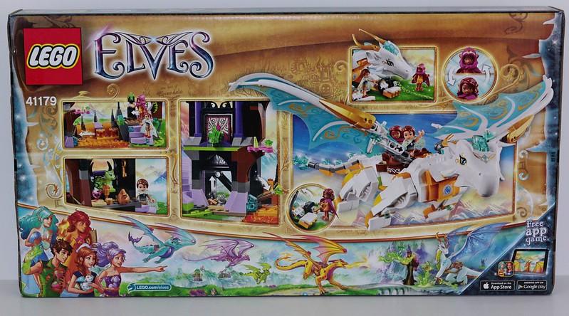 Lego Elves 41179 Queen Dragon S Rescue Review Brickset