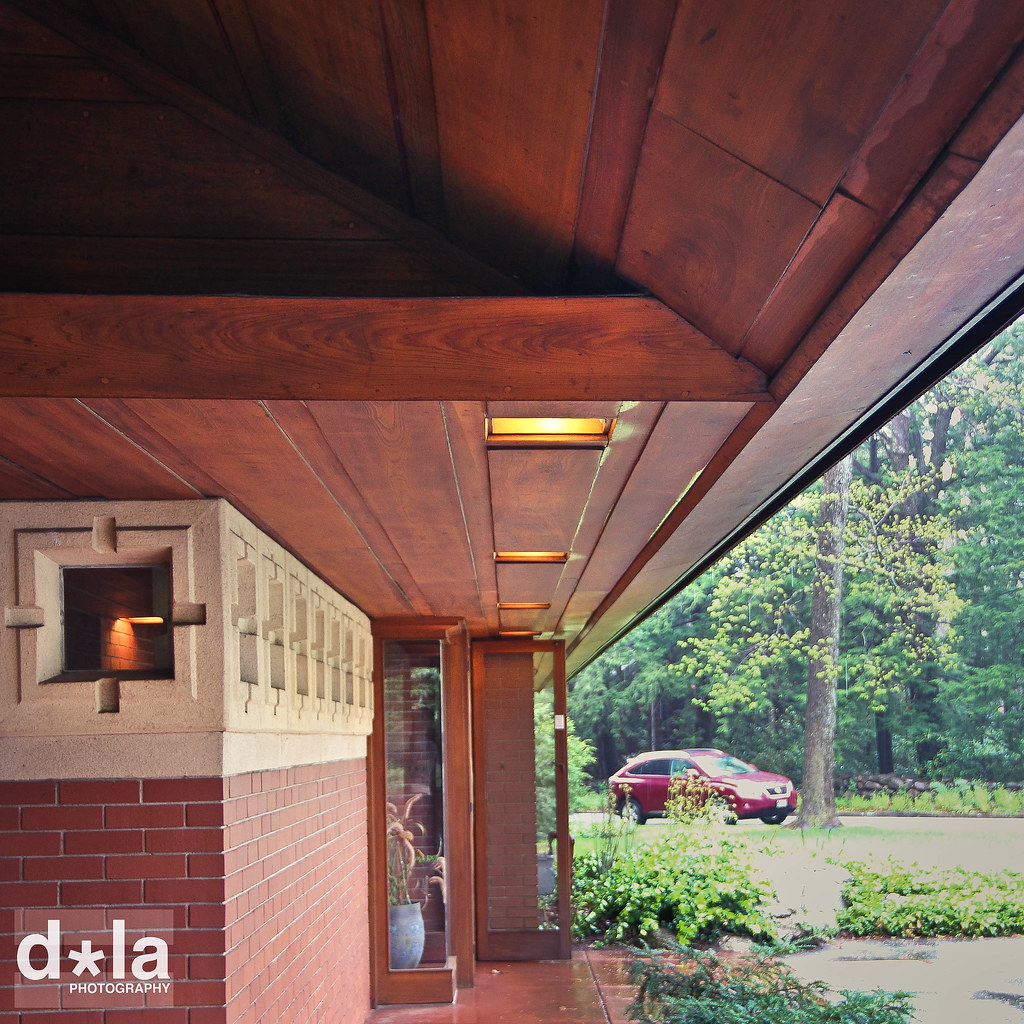 Frank lloyd wright 39 s zimmerman house manchester nh flickr for Zimmerman house