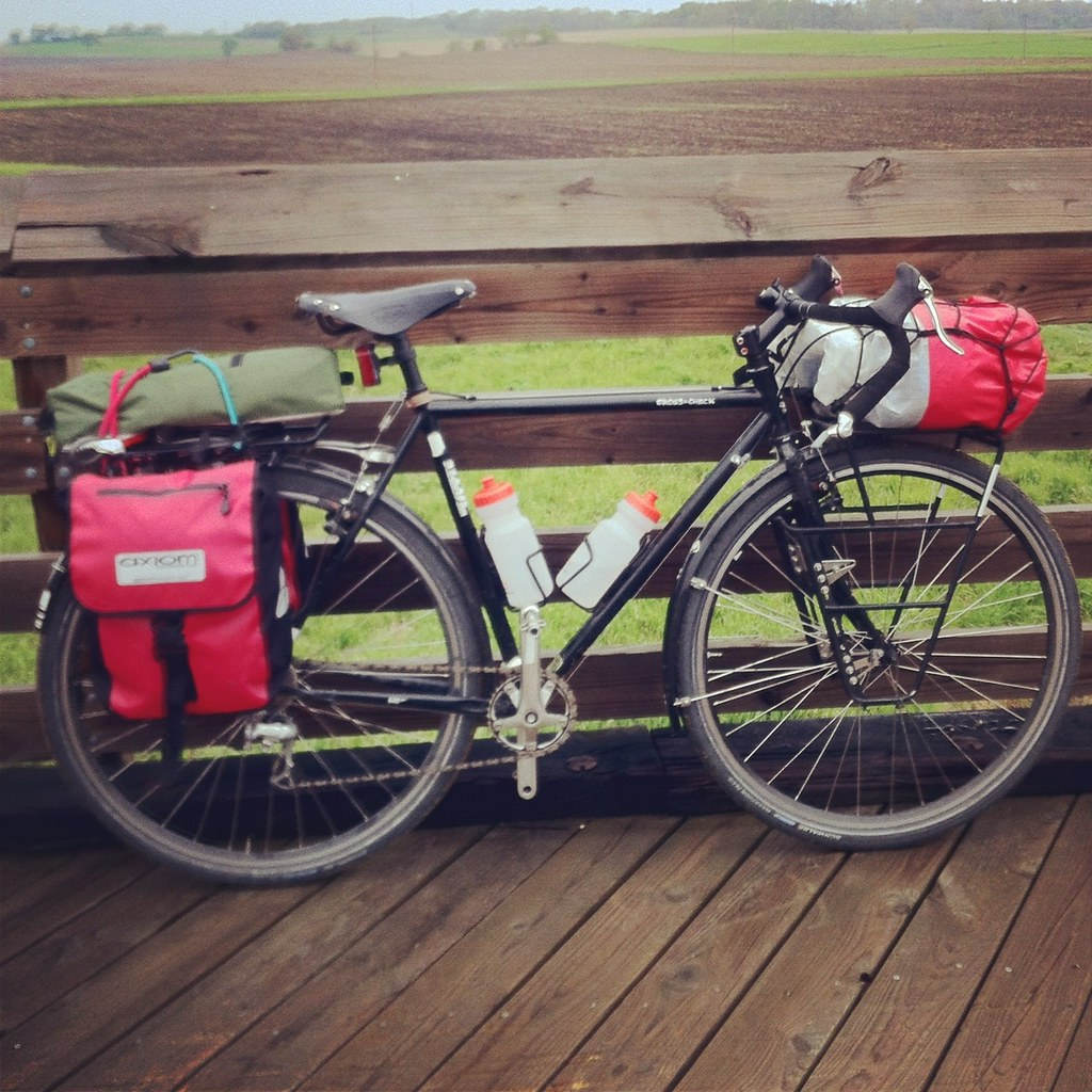 Cross Check Surly Touring