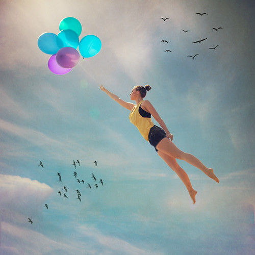 131/366 Up, Up and Away! | by JennaTaryn