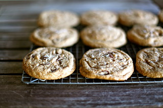 whole wheat chocolate chip cookies | by kristin :: thekitchensink