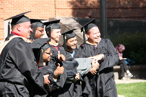 EMBA Graduates Celebrate | by fisherosu