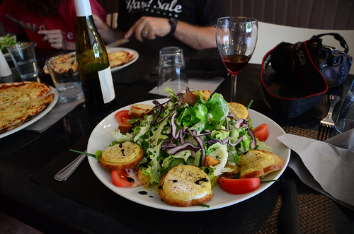 May 22nd - Salad du Chevre. Burgundy France | by The Hungry Cyclist