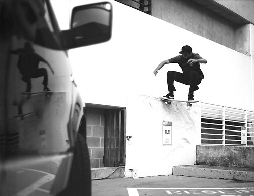 Chris Blake- nose wallride to noseslide | by bertwootton