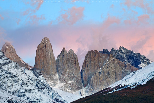 Torres Del Paine | by ©Helminadia Ranford