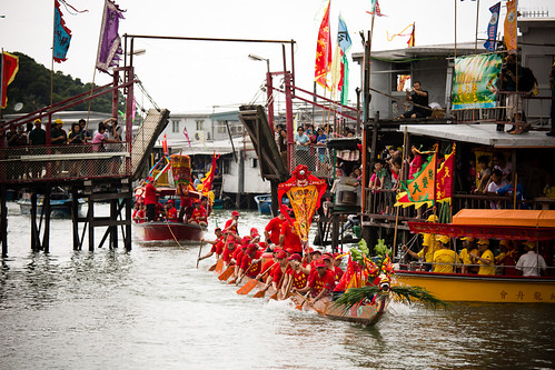Tai O Dragon Boat Deities Parade 大澳端午遊涌 | by H.L.Tam