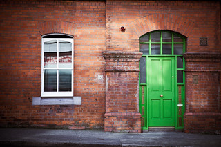 The Green Door | by Grassi ♪♫♪