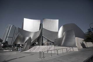 Walt Disney concert hall by Frank Gehry - Los Angeles | by dataichi