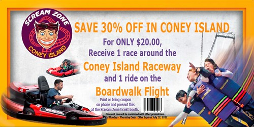 Save 30%! | by Luna Park Coney Island