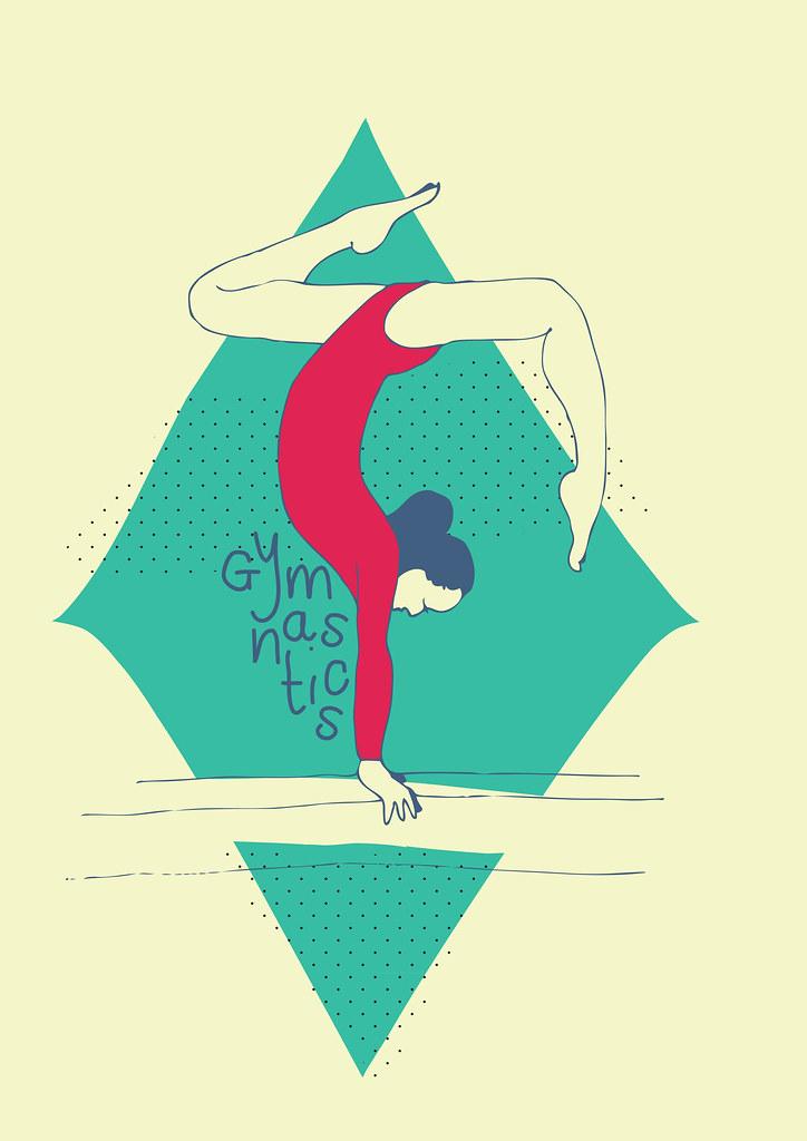summer olympic sports gymnastics let the games begin de flickr. Black Bedroom Furniture Sets. Home Design Ideas