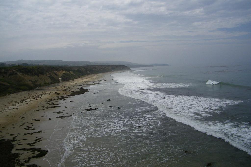 Ocean Beaches Near Sunnyvale Warm
